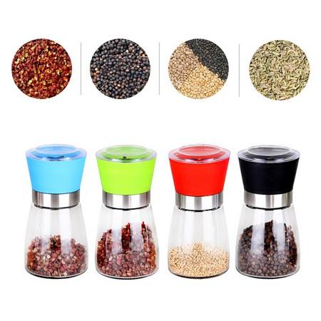 Adjustable Coarseness Pepper/Salt Grinder