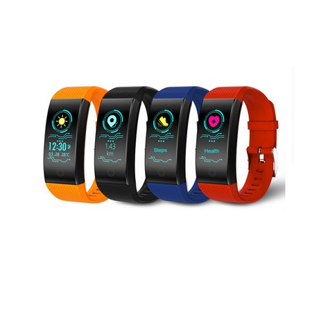 Blood Pressure and Fitness Bands