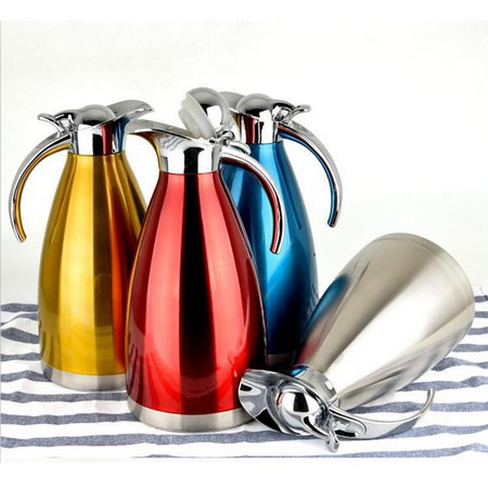 Coffee Insulated Kettle