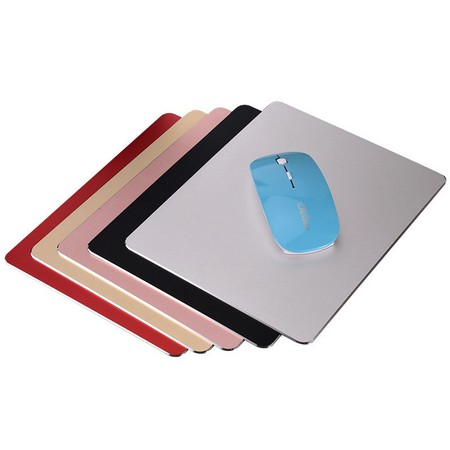 Double-faced Mouse Pad with Resin Base