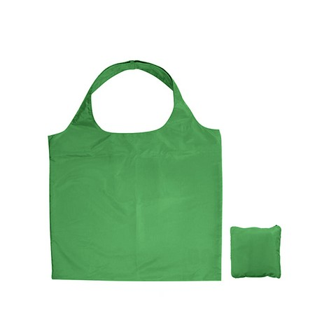 Foldable Shopping Bag With Clip