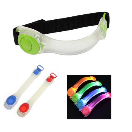 Light Up Reflective Safety Arm Band