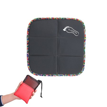Mini Portable folding Small Cushion/Picnic mat