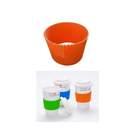 Silicone Cup Sleeves