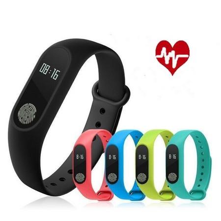 Smart Pedometer Bracelet/Heart Rate Monitor