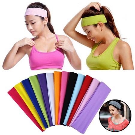 Sport Yoga Gym Sweat Band