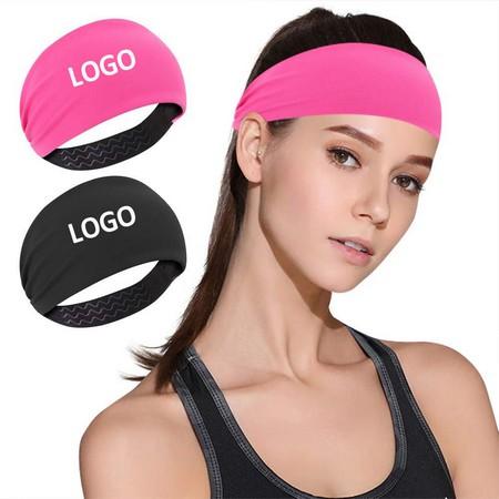 Wide Yoga Headband