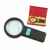10 LED Handheld Magnifying Lens