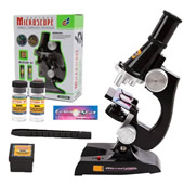 100x 200x 450x Magnification Microscope