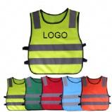 Kids Reflective Safety Vest