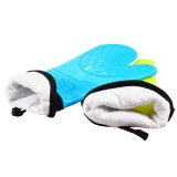 Silicone Cotton Oven Mitts