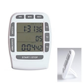 3 Channel Digital Timers with Clock