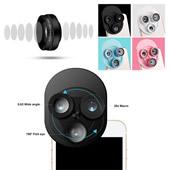 3 in 1 Clip-On Phone Lens Kit