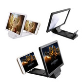 3D Mobile Phone Screen Magnifier/Amplifier