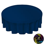 5' Full Bleed Round Table Cover