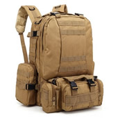 55L Military Tactical Backpack
