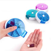 7 Day Pill Box