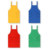 Apron With Front Pockets
