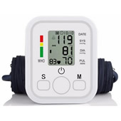 Arm Blood Pressure Monitor with Cuff