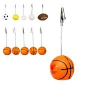 Basketball Memo Clip