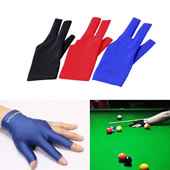 Billiards Three-finger Gloves