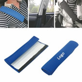 Car Seat Belt/Shoulder Strap Pad