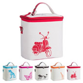 Cotton Cooler Insulated Lunch Bag