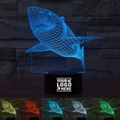 Custom 3D Visual Night Light