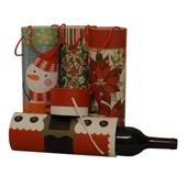 Custom Cardboard Wine Tube Holder