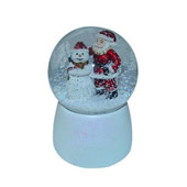 Custom Water Snow Globe