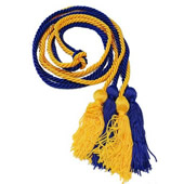 Double Tied Graduation Cord