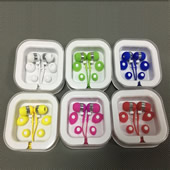Ear Buds in Imprinted Case