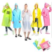Eco-friendly EVA Raincoat
