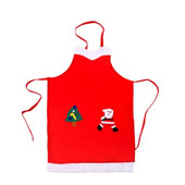 Father Christmas Santa Claus Dinner Party Apron