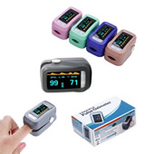 Fingertip Oximeter /Pulse Rate Monitor