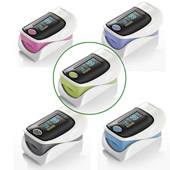 Fingertip Pulse Instant Read Oximeter