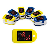 Fingertip Pulse Istand Read Oximeter