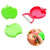 Foldable Apple Shaped Peeler