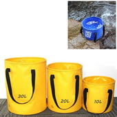 Foldable Water Bucket