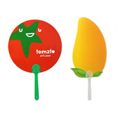 Fruit Shape Hand Fan