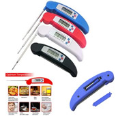 Instant Read Digital Probe Food Thermometer