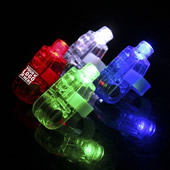 LED Flashing Finger Light