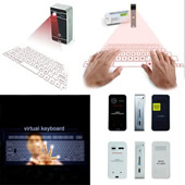 Laser Projection Bluetooth Wireless Virtual Keyboard
