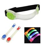 Light Up Reflective Safety Arm Band