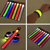 Light Up Slap Wristband