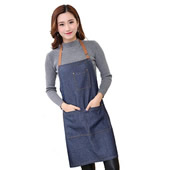 Lightweight Work Apron with Tool Pockets