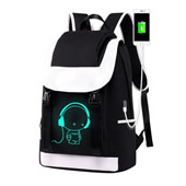 Luminous Charging Backpack