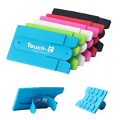 Mobile Phone Holder With Card Holder