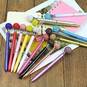 Multi color Big Diamond Promotional Pen