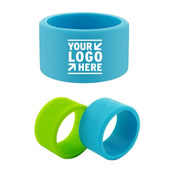 Multi color Silicone Ring